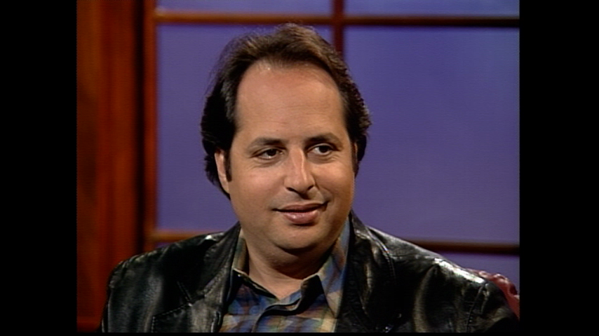 The Dick Cavett Show: Comic Legends - Jon Lovitz (May 15, 1992)