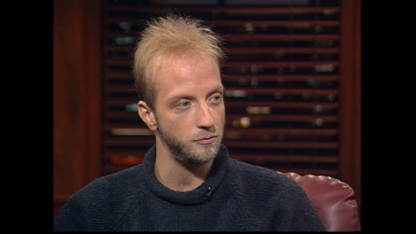 The Dick Cavett Show: Comic Legends - Chris Elliott (January 6, 1994)