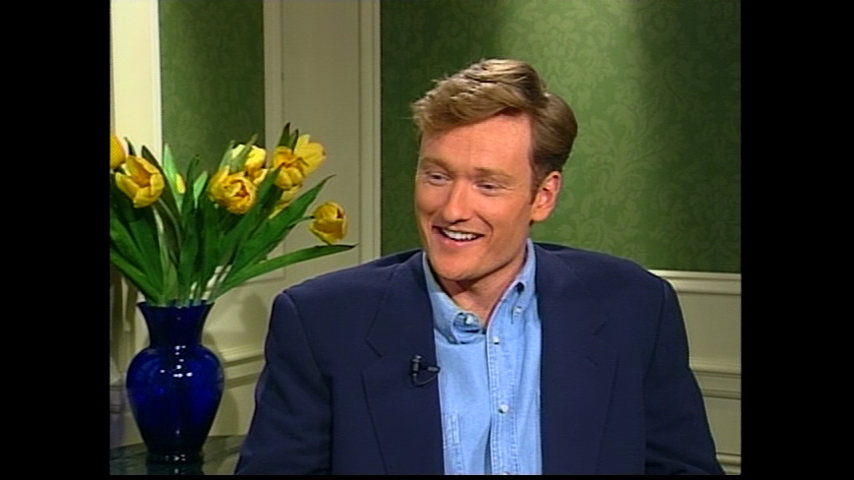 Comic Legends: August 19, 1995 Conan O'Brien