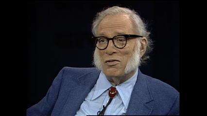 The Dick Cavett Show: Authors - Isaac Asimov, Part 2 (September 20, 1989)