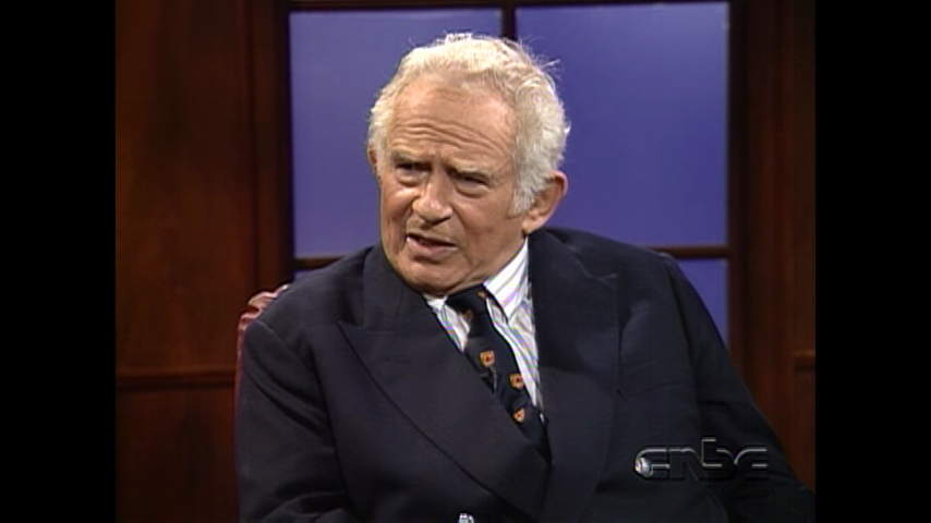 The Dick Cavett Show: Authors - Norman Mailer, Part 2 (October 19, 1991)
