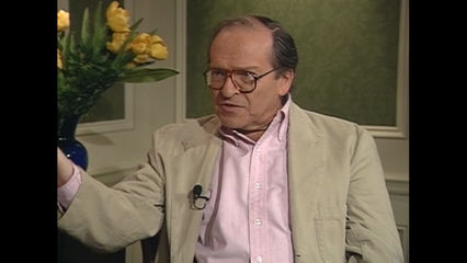 The Dick Cavett Show: Authors - Sidney Lumet (July 16, 1995)