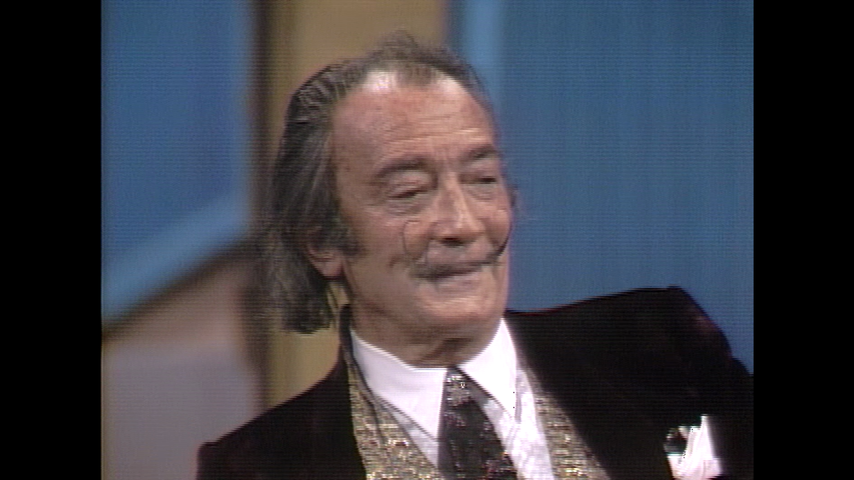 The Dick Cavett Show: Visionaries - Salvador Dali (February 11, 1971)
