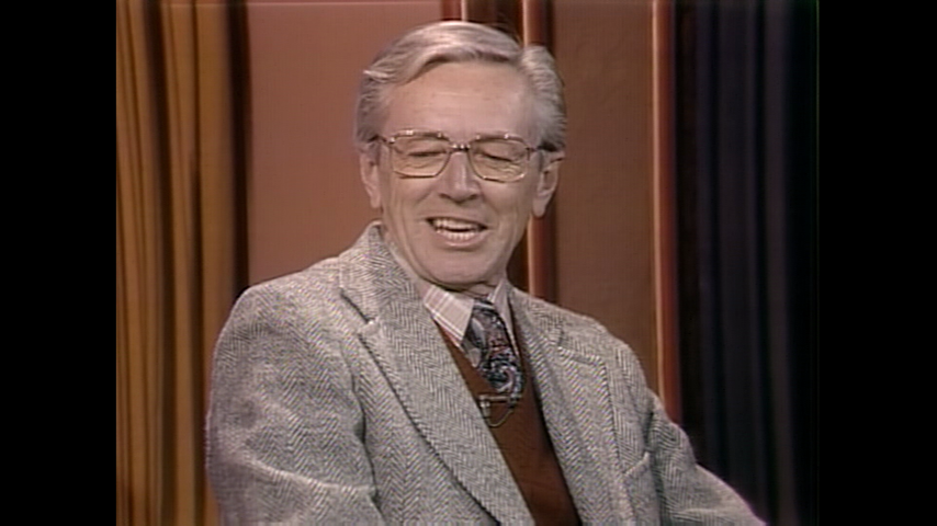 The Dick Cavett Show: Visionaries - Charles Schulz (January 30, 1978)