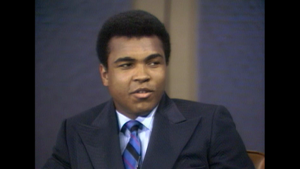 The Dick Cavett Show: Sports Icons - Muhammad Ali (March 15, 1971)