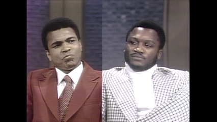 The Dick Cavett Show: Sports Icons - Muhammad Ali (January 17, 1974)