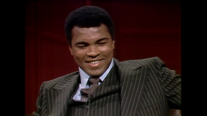 The Dick Cavett Show: Sports Icons - Muhammad Ali (March 7, 1978)