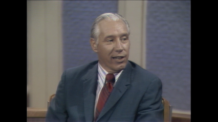 The Dick Cavett Show: Baseball Hall Of Fame - Bob Feller (August 16, 1971)