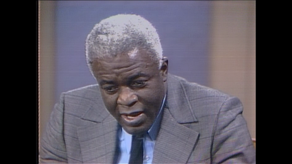 Baseball Hall of Fame: January 26, 1972 Jackie Robinson