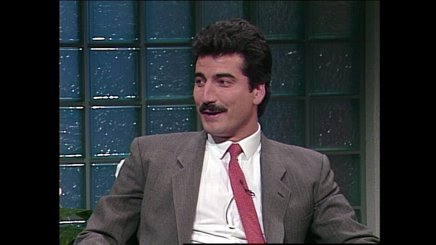 The Dick Cavett Show: Baseball Hall Of Fame - Keith Hernandez (November 26, 1986)