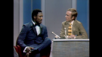 The Dick Cavett Show: Olympians - Joe Frazier (June 30, 1969)