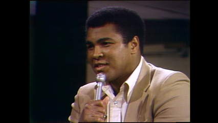 The Dick Cavett Show: Olympians - Muhammad Ali & Olympic Serenaders (February 20, 1979)