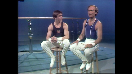 The Dick Cavett Show: Olympians - Kurt Thomas (April 18, 1979)