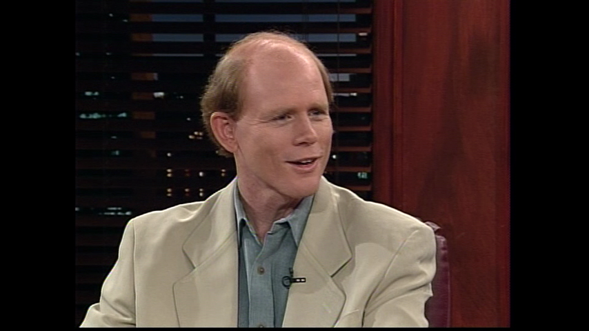 The Dick Cavett Show: Directors - Ron Howard, Part 1 (July 9, 1995)
