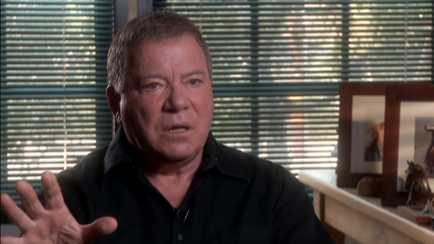 Backlot: Kingdom Of The Spiders: Interview With William Shatner