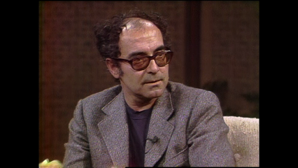The Dick Cavett Show: Directors - Jean-Luc Godard (October 23, 1980)