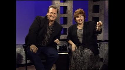 The Dick Cavett Show: Comic Legends - Roseanne Barr & Tom Arnold (December 5, 1990)