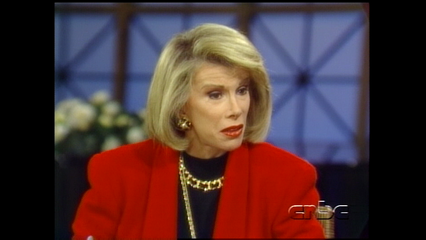 The Dick Cavett Show: Comic Legends - Joan Rivers (December 6, 1991)