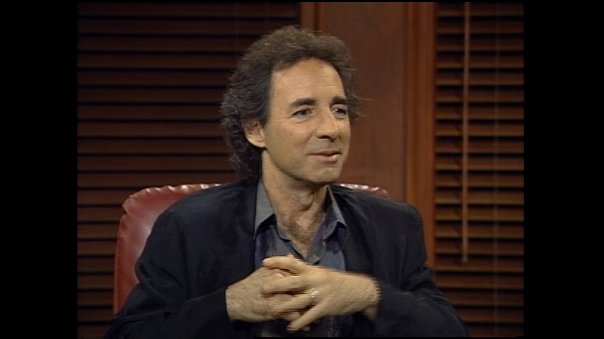 The Dick Cavett Show: Comic Legends - Harry Shearer (April 30, 1993)