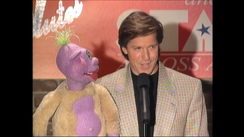 MDA Telethon Presents: S1 E7 - Ventriloquism For Dummies