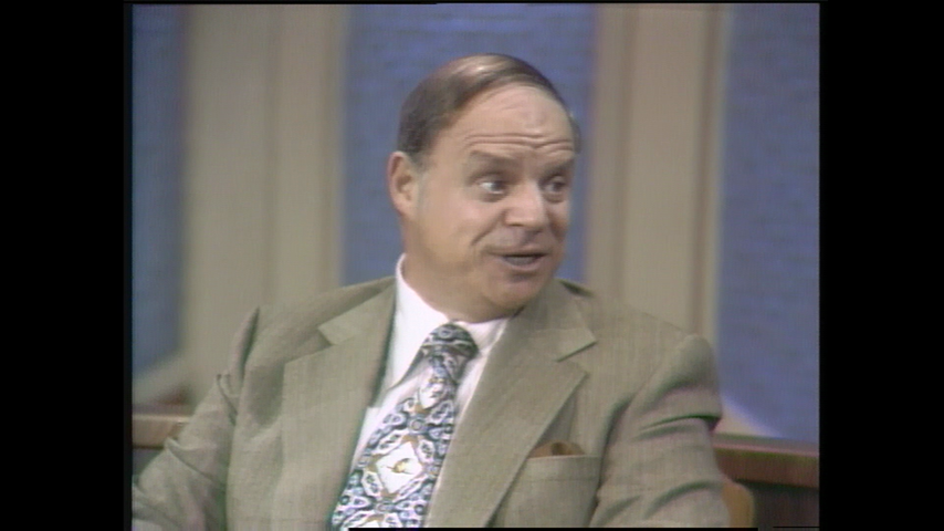 The Dick Cavett Show: Comic Legends - Don Rickles (April, 13 1972)