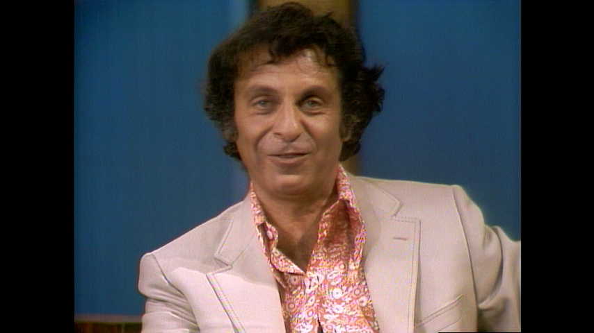 The Dick Cavett Show: Comic Legends - Mort Sahl (August 4, 1970)