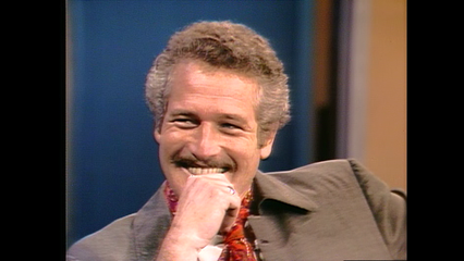 The Dick Cavett Show Award Winners: May 4, 1970 Paul Newman