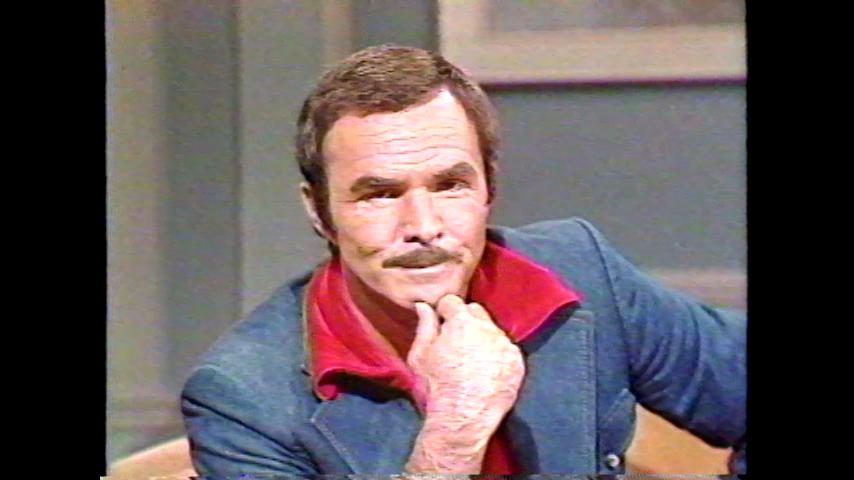 Dr. Ruth: Burt Reynolds