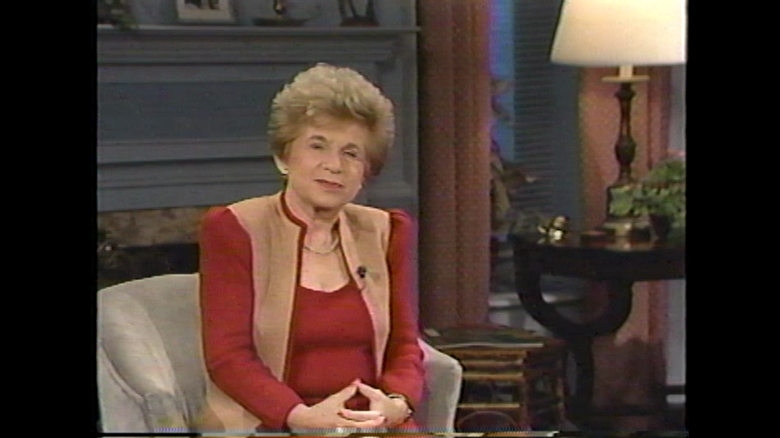 Dr. Ruth: S1 E5 - Dr. Harvey Ruben & Richard Lewis
