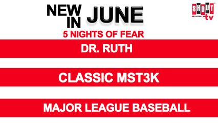 New In June!