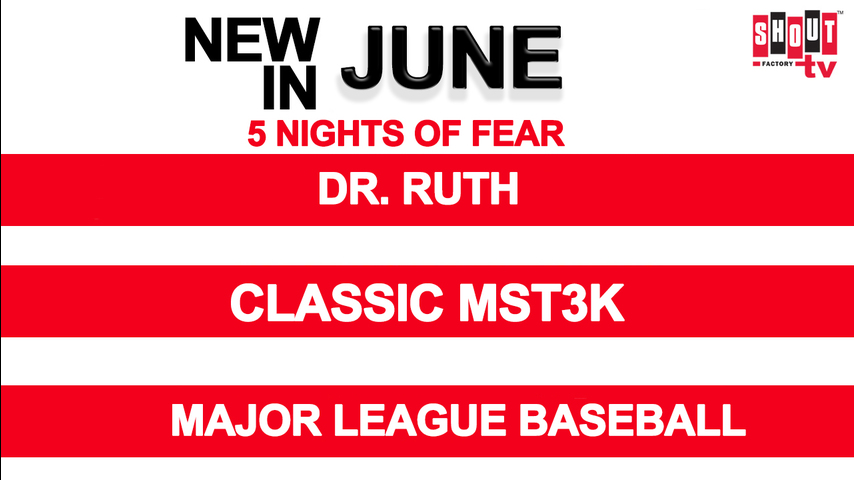 New In June!