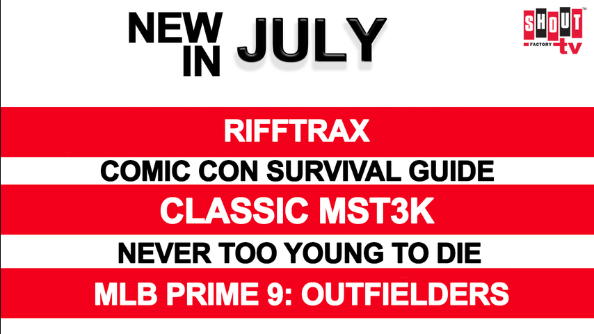 New In July!