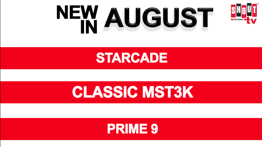 New In August!