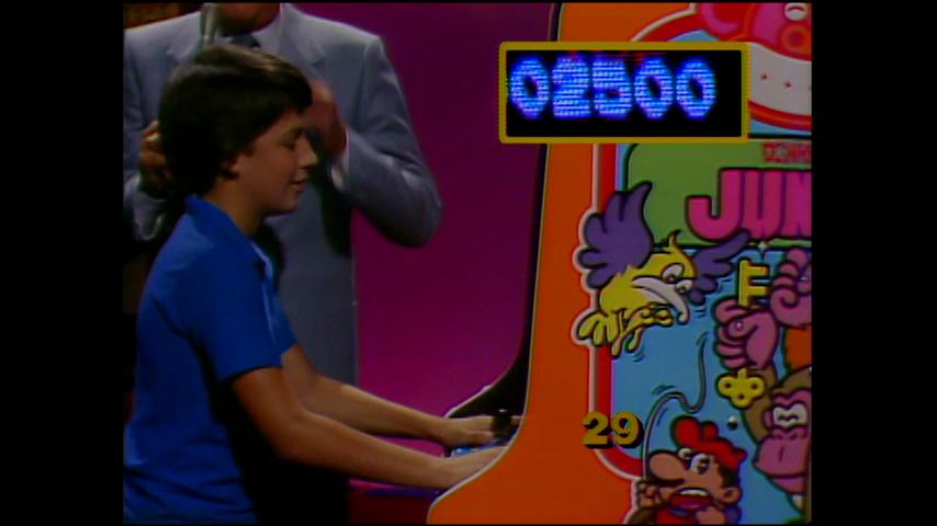 Super Pac-Man, Donkey Kong Jr., Popeye
