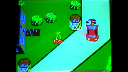 BurgerTime, Munch Mobile, Mappy