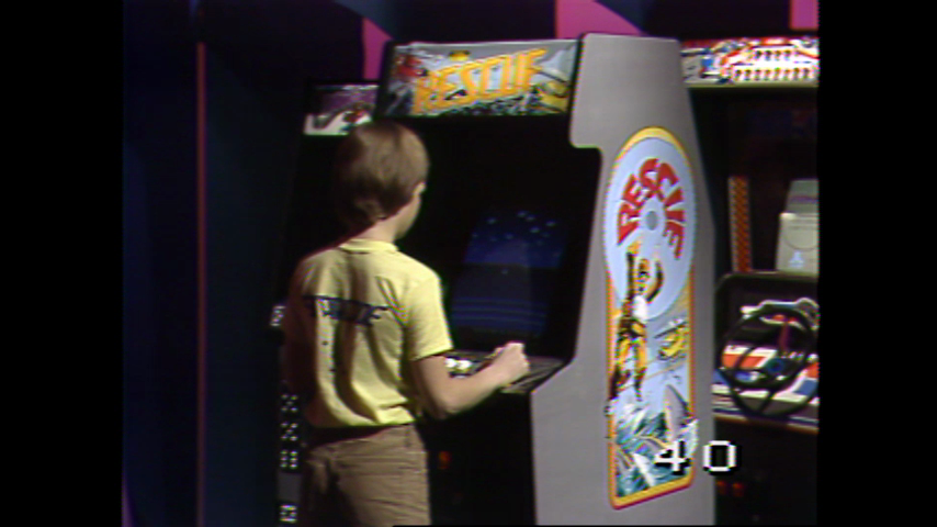 Starcade: S3 E7 - Buck Rogers, Domino Man, Holey Moley