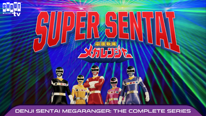 Denji Sentai Megaranger: S1 E27 - Kick Them About! The Demonic Coral of Death