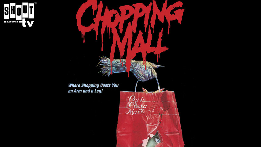 Chopping Mall (Killbots)