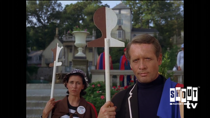 The Prisoner: S1 E9 - Checkmate