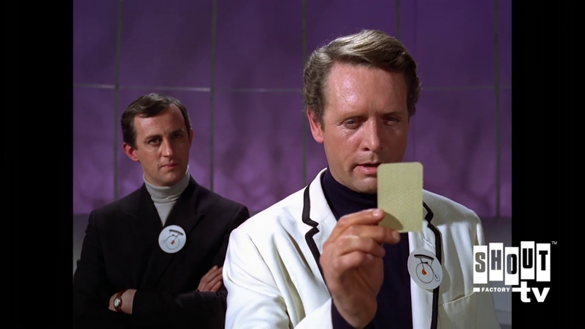 The Prisoner: S1 E5 - The Schizoid Man