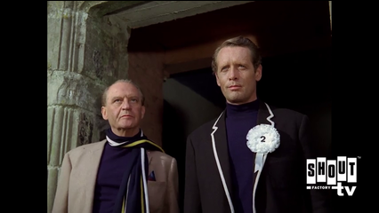 The Prisoner: S1 E4 - Free For All