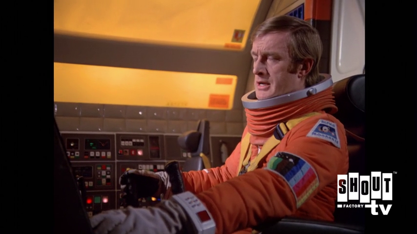 Space: 1999: S1 E20 - Space Brain