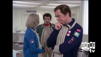 Space: 1999: S2 E19 - The Lambda Factor