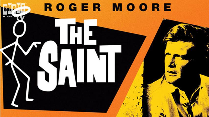 The Saint: S2 E8 - Iris