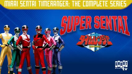 Mirai Sentai Timeranger: S1 E14 - Case File 14: Dead Heat