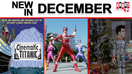 New In December On Shout! Factory TV