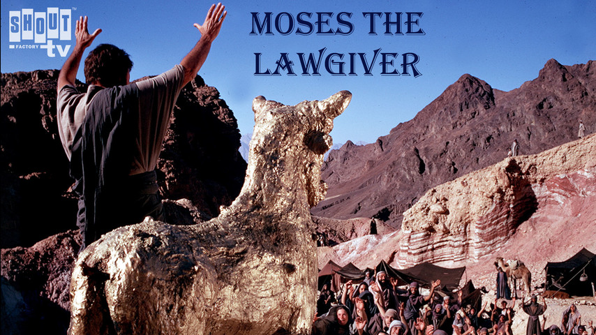 Moses The Lawgiver: S1 E2 - Part 2
