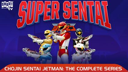 Chojin Sentai Jetman: S1 E44 - Majin Robot! Veronica