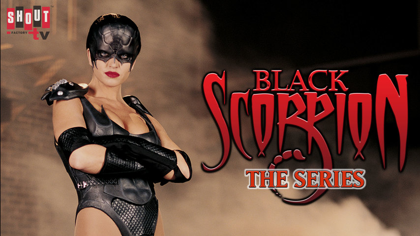 Black Scorpion: S1 E11 - Life's A Gas