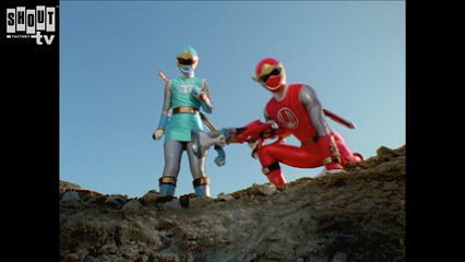 Ninpuu Sentai Hurricaneger: Scroll 4: Tunnel And Siblings